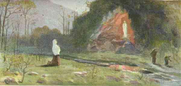 Nadnaravna ozdravljenja u Lourdesu
