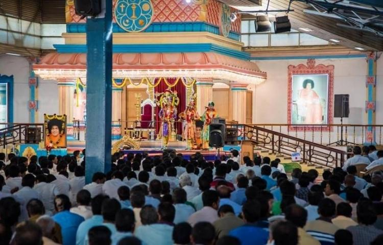 Lekcija iz ashrama ( osobno iskustvo)