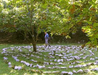sveti vrt-šumska molitva