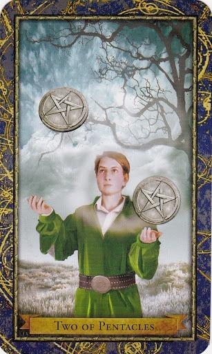 Čarobnjački tarot - 2 diskova (Snaga čuda)