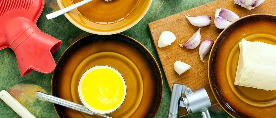 3 najbolja prirodna sirupa protiv prehlade i gripe