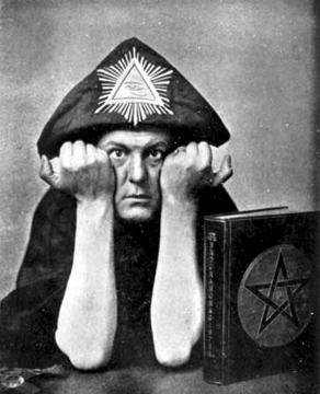 Aleister Crowley o vještini proricanja budućnosti