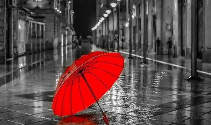 Kiša kiši