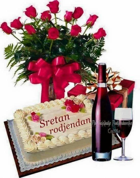 sretan ti rođendan DRAGA IRIDO, SRETAN TI ROĐENDAN   Naslovnica sretan ti rođendan