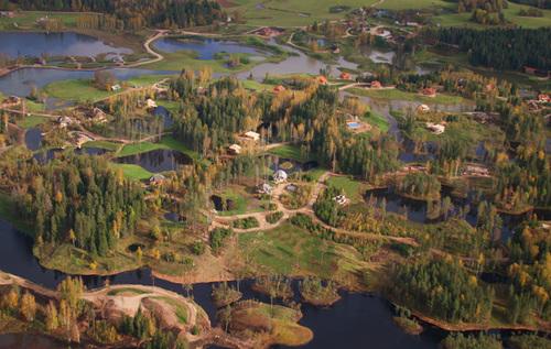 Nepoznati raj u Latviji