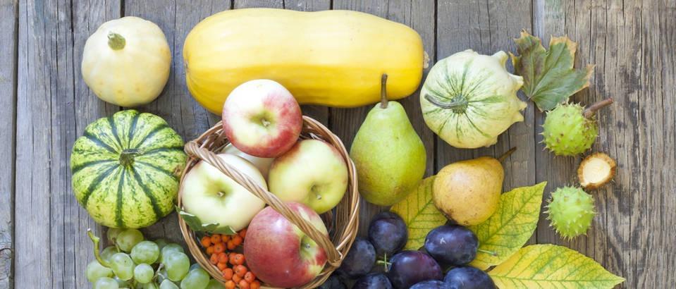 Jesen nudi namirnice koje morate uključiti u prehranu