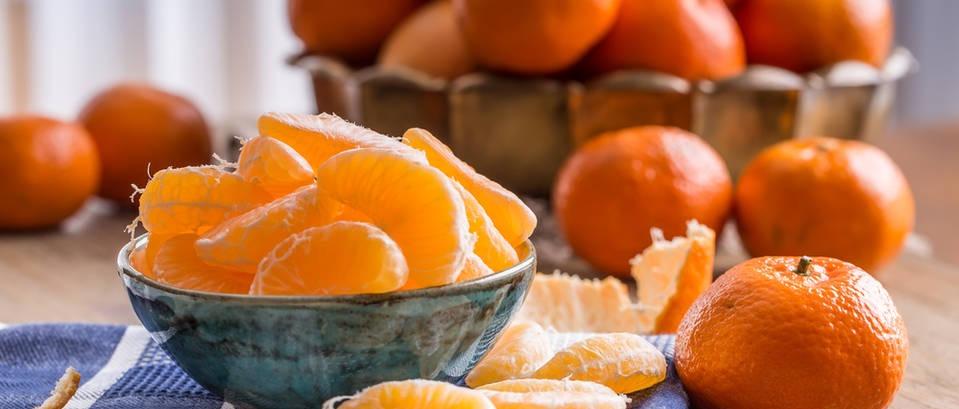 Mandarine - 7 fantastičnih razloga zašto ih jesti svaki dan