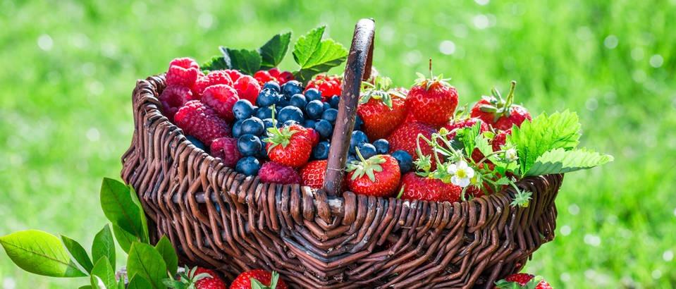 Smoothie od bobičastog voća s malo kalorija koji će vas oduševiti