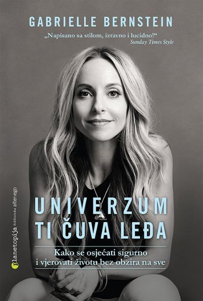NOVO: Univerzum ti čuva leđa, bestseler Gabrielle Bernstein