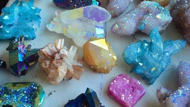 Gdje držati kristale i kako popraviti kvalitetu zraka u domu