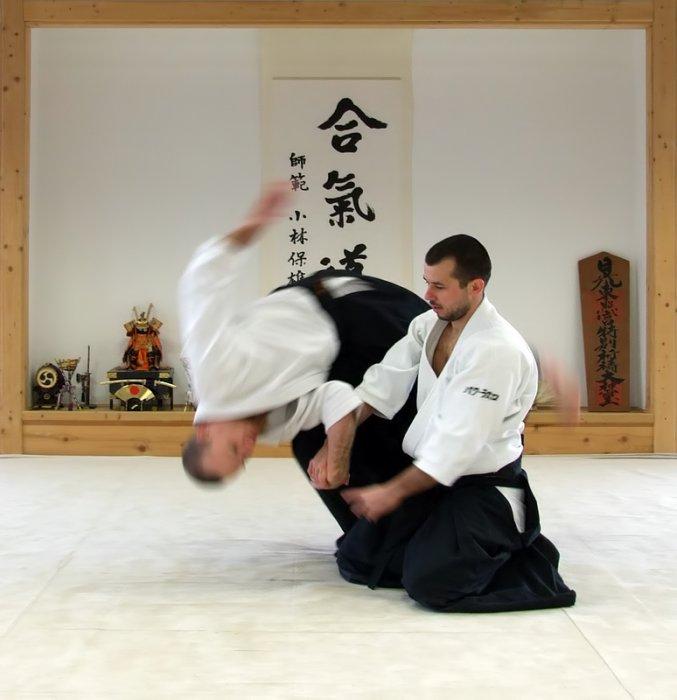 AIKIDO - sport, vještina, ples, rekreacija ili prijevara ...?