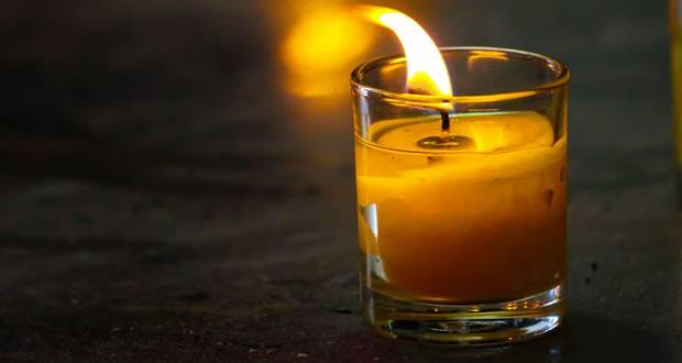 buđenje (kafka..svijeće za njušku..lijepo je gledati..sa kauča)