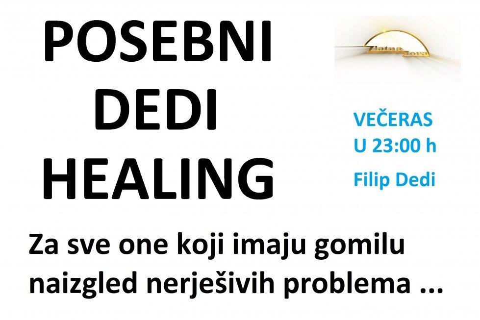 Zlatna zora: posebni Dedi Healing
