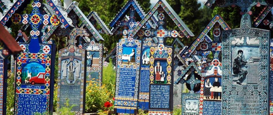 Potpuno ludo meksicko groblje
