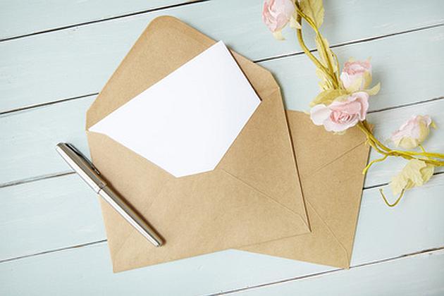 Nikad poslano pismo