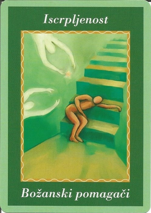 Iscrpljenost 11 (Božanski pomagači)