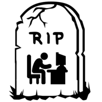 Mrtvi smo