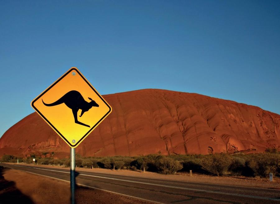 Australija ... daleka i prekrasna :)