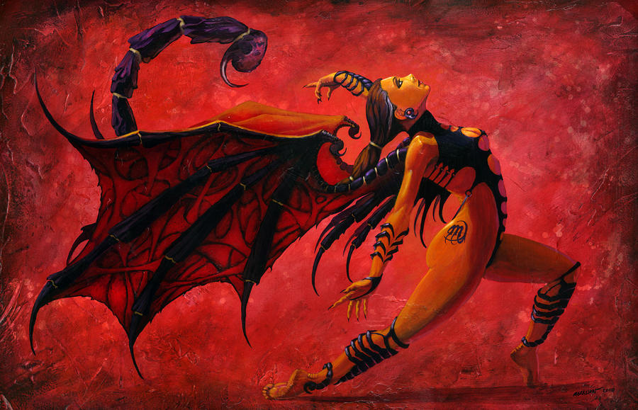 Škorpion i seksualna magija