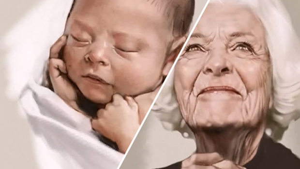 Od rođenja do smrti!