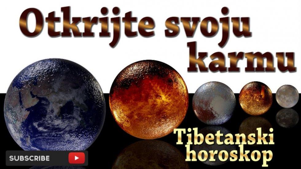 tibetanski horoskop ....