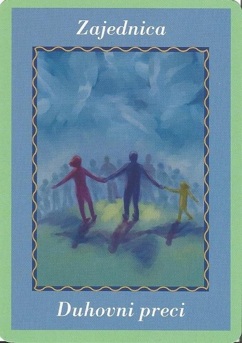 Zajednica 51  (Duhovni preci)