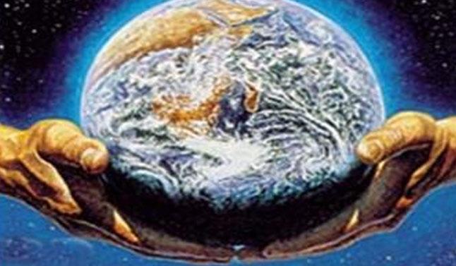 Evolucija ljudskog tijela i planete
