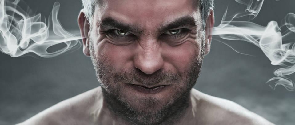 Ljutnja može dovesti do zdravstvenih problema, ali ponekad je i korisna