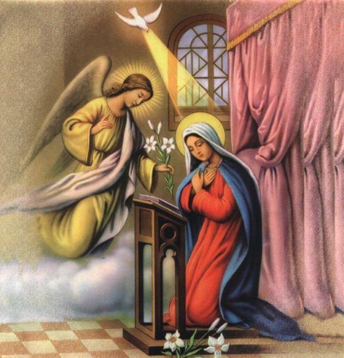 8.12. BLAGOVIJEST, Bezgrešno začeće Blažene Djevice Marije