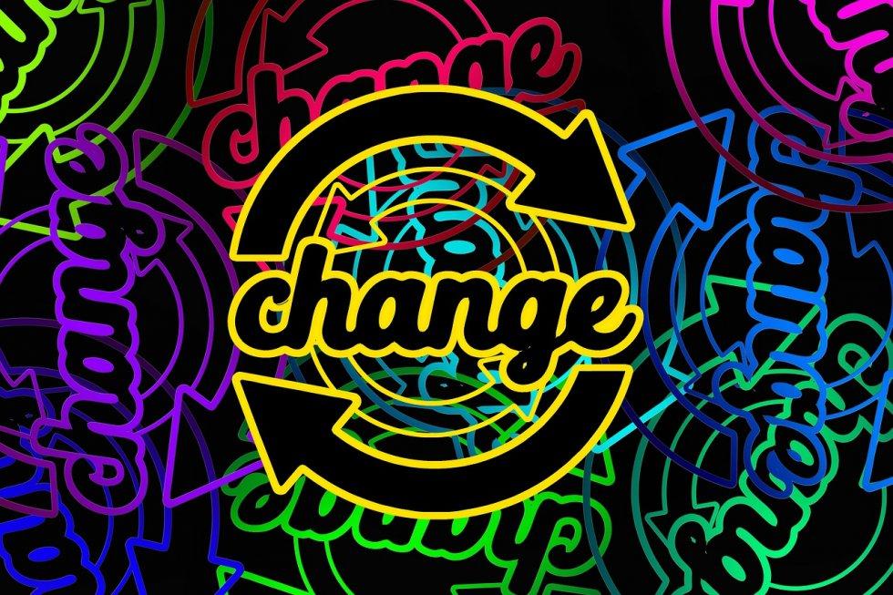 uživam u promjenama