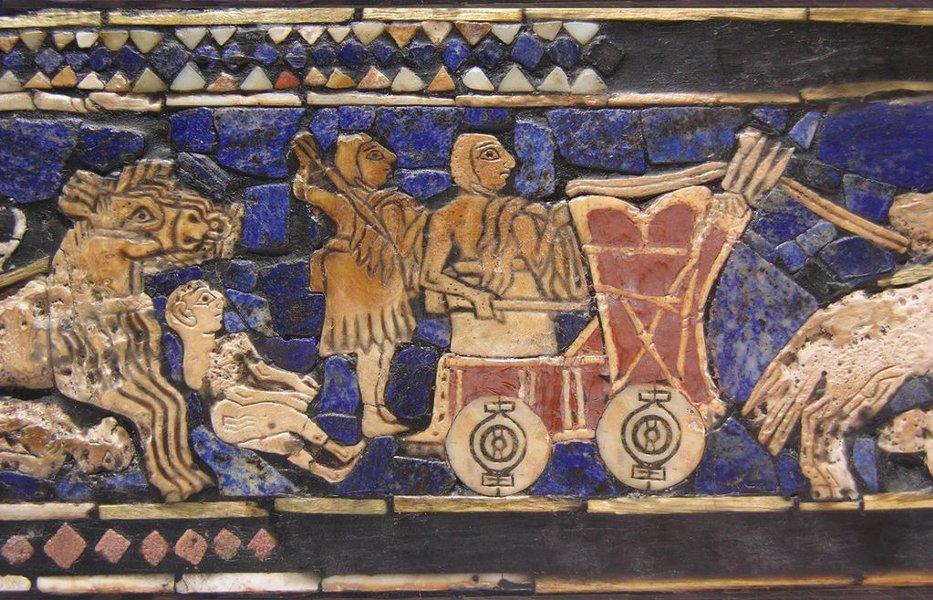 Kozmogonije u Mezopotamiji