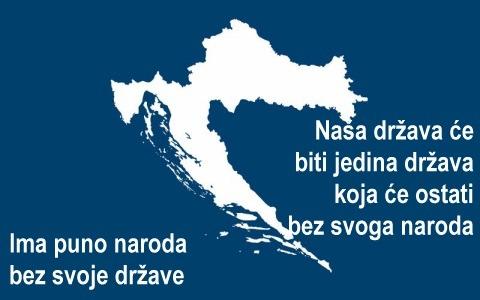 Što je država bez naroda?