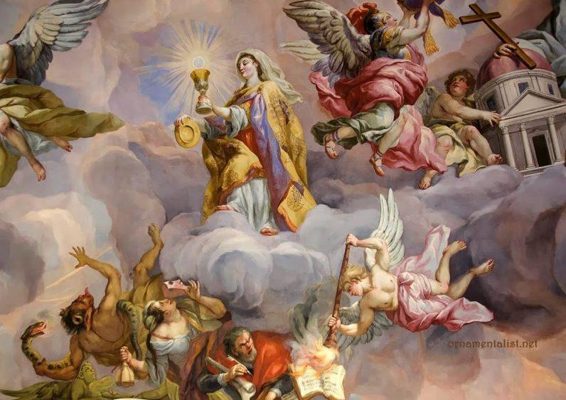 Katolička Crkva vs panteizam