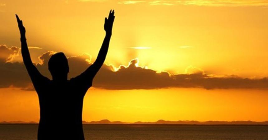 Hvalim Te i slavim, Bože silni - Meditacija za svaki dan