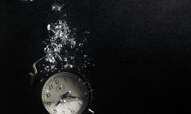 Vrijeme možda ne postoji