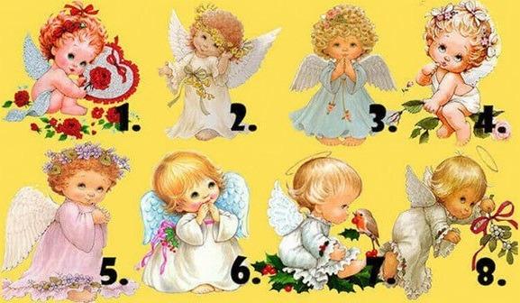 Odaberite svog anđela i saznajte što vas očekuje u vrlo skoroj budućnosti