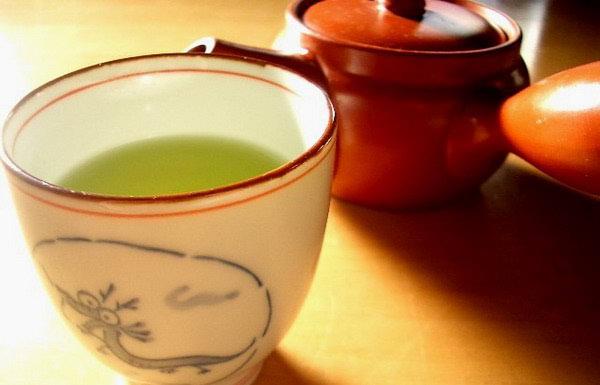Zdravlje u šalici zelenog čaja