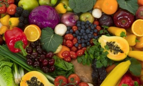 Lecenje raka sirovom hranom - Raspodelavitamina usirovompovrcu i vocu