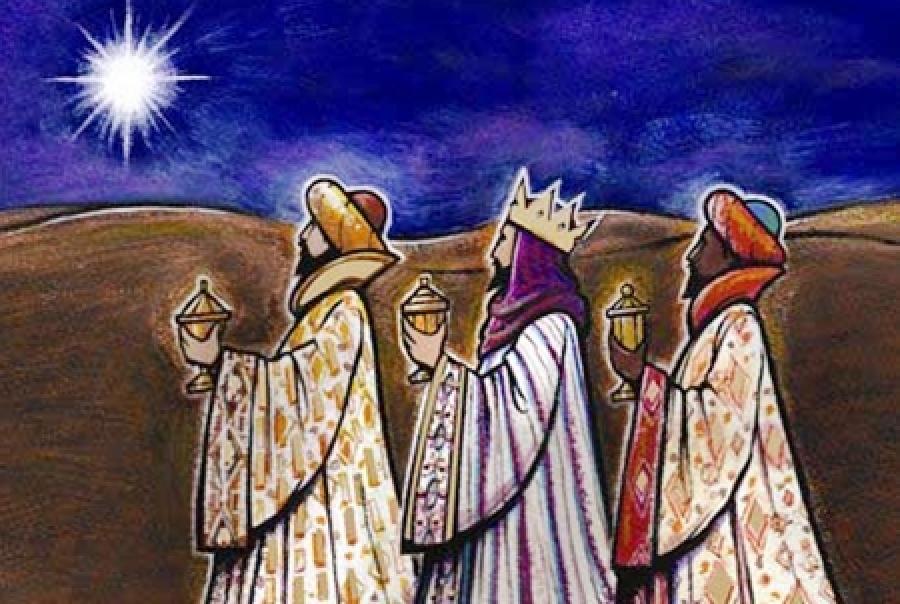Blagdan Sveta tri kralja znalca đjotiša ;)