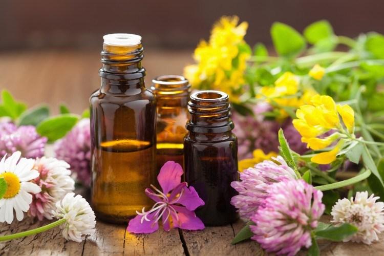 proljetna kura, ljekovito-aromatično bilje i eterična ulja