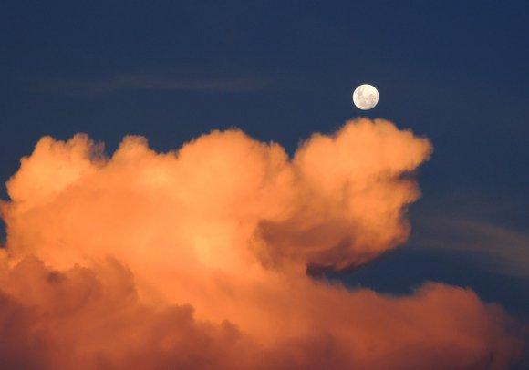 Meteorologija i Mjesec