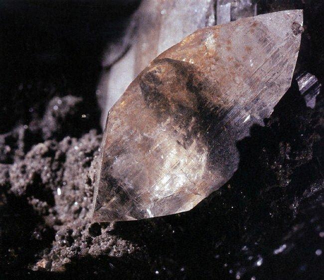 Kako kristali rastu?