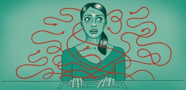 Paranoja i fobija na moj način