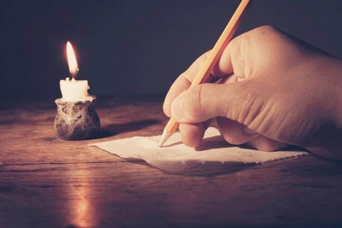 Pisanje, pisanje, čitanje, pisanje