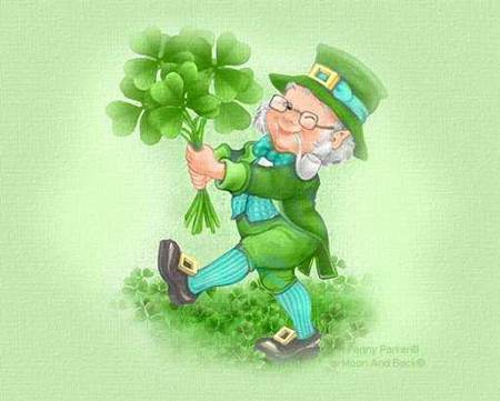 Irski blagoslov