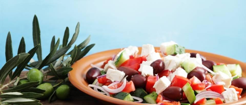 Mediteranska prehrana olakšava začeće!