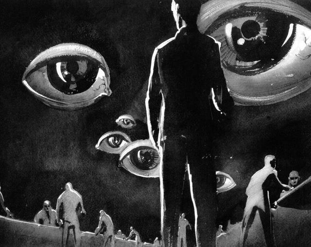 Zlo iz duše Urokljive oči