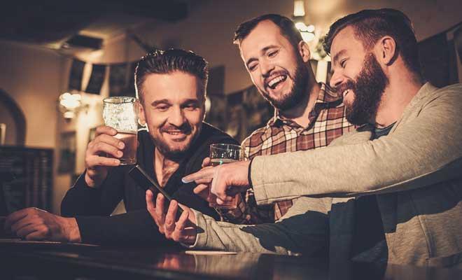 Muškarci su jednostavno sretniji!   /HUMOR/