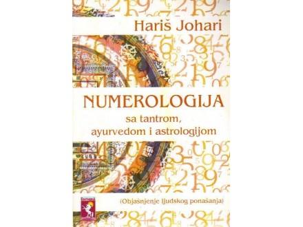 Preporuka knjige: Numerologija Harisha Joharija