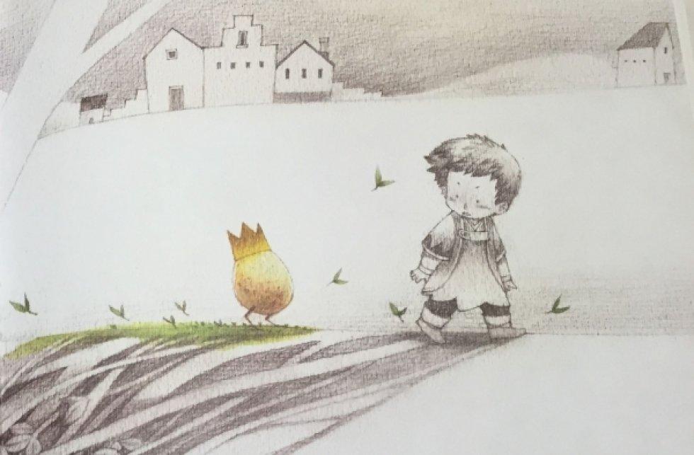 Dječak i ptica /zen priča/